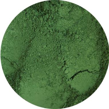 Pigment cosmetic mat Verde 10g