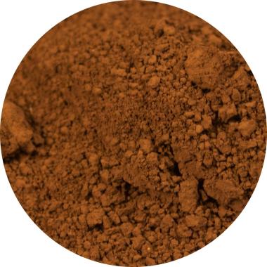 Pigment cosmetic mat maro mediu 10g