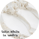 Pigment cosmetic perlat Satin White 10g
