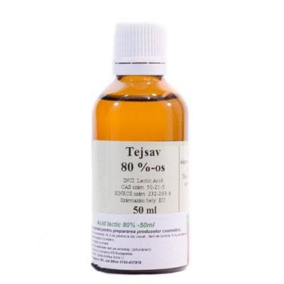 Acid Lactic 80% -50 ml