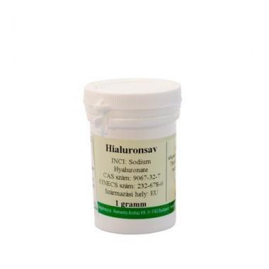 Acid hialuronic în găleată rotundă, 1 g