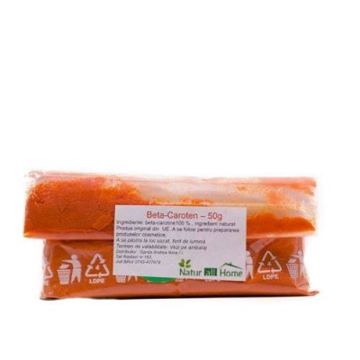 Betacaroten 50g colorant natural