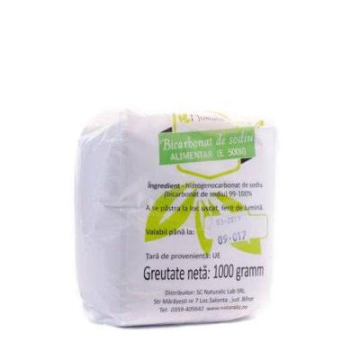 Bicarbonat de sodiu alimentar 1000g
