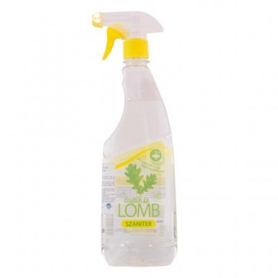 Detergent ECOLOGIC pentru baie (obiecte sanitare) 0,75 l