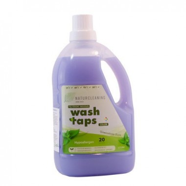 Wash Taps color gel de spălat 1,5l deergent lichid