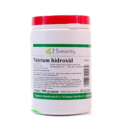 Hidroxid de sodiu 900g fulgi NaOH - Sodă caustică
