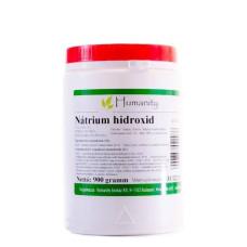 Hidroxid de sodiu 900g PERLE NaOH - Sodă caustică