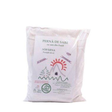 Pernă de sare 500g - cu lavandă (levențică)