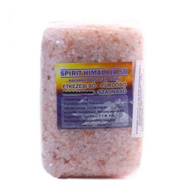 Sare Himalaya - alimentară - GRANULATĂ- 3 - 5 mm- 1kg
