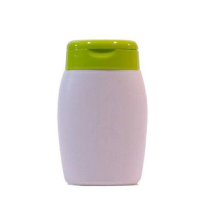 Recipient plastic tip flacon 100 ml cu capac verde