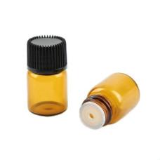 Sticluță Brună cu picurător de 2 ml