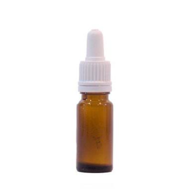 Sticluță Brună cu PIPETĂ de 10 ml