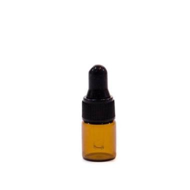 Sticluță Brună cu PIPETA de 2 ml