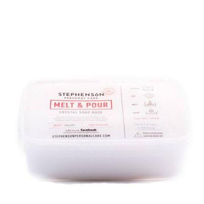 Bază de săpun Melt & Pour cu lapte de capră 1000g