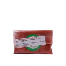 Pigment cosmetic Cărămiziu 10 g
