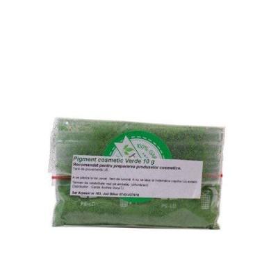 Pigment cosmetic verde 10 g