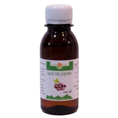 Ulei de Jojoba NATURAL 100% (auriu), 100 ml