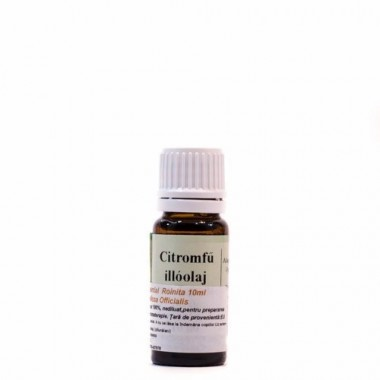 Ulei esențial de roinița- Melissa Officinalis- 10 ml