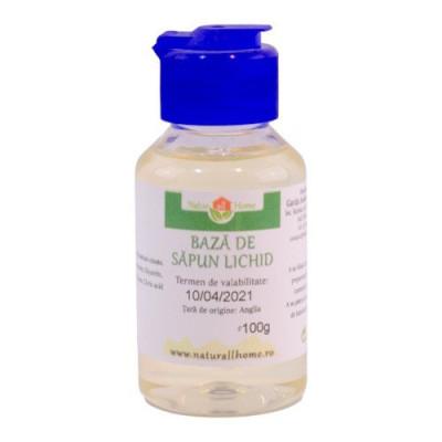 Bază de săpun lichid natural 100g