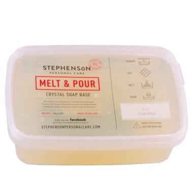 Bază de săpun Melt & Pour cu ulei de măsline 1000g