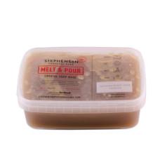 Bază de săpun Melt & Pour negru african - 1000g