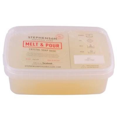 Bază de săpun Melt & Pour cu ulei de rapiță și cocos 1000g