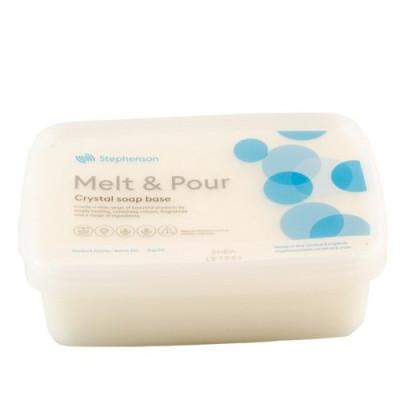 Bază de săpun Melt & Pour cu unt de shea - 1000g