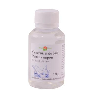 Concentrat de bază pentru șampon fără SLS - NAH-SHF - 100g