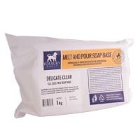 Bază de săpun Forbury Delicate Clear 1kg
