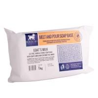 Bază de săpun Forbury Goats Milk 1kg
