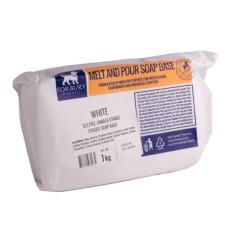 Bază de săpun White 1kg