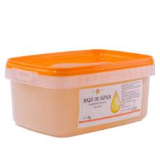 Bază de săpun transparent fără SLS NAH-BS-01 1kg