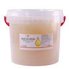 Bază de săpun transparent cu glicozid NAH-BS-02 2.5kg