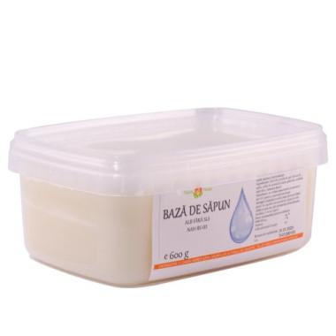 Bază de săpun alb fără SLS NAH-BS-03 600g