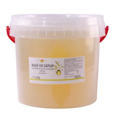 Bază de săpun transparent cu ulei de măsline, fără SLS NAH-BS-04 2.5kg