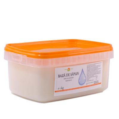 Bază de săpun alb cu glicozid SLS NAH-BS-05 1kg