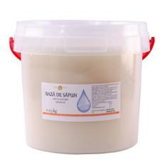 Bază de săpun alb cu glicozid SLS NAH-BS-05 2.5kg