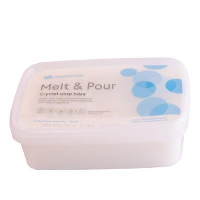 Bază de săpun Melt & Pour Alb 1000g