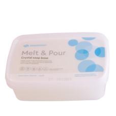 Bază de săpun Melt & Pour Transparent 1000g