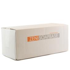 Bază de săpun Melt & Pour Zeni - ALB (Swirl-W) 9kg