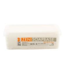 Bază de săpun Melt & Pour Zeni - Alb (Swirl-W) 1000g