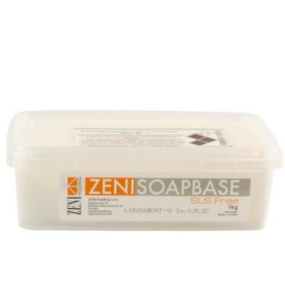 Bază de săpun Melt & Pour Zeni  (Lowsweat-W) - Alb 1000g