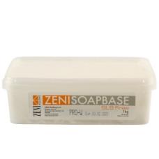 Bază de săpun Melt & Pour Zeni PRO-W - Alb 1000g
