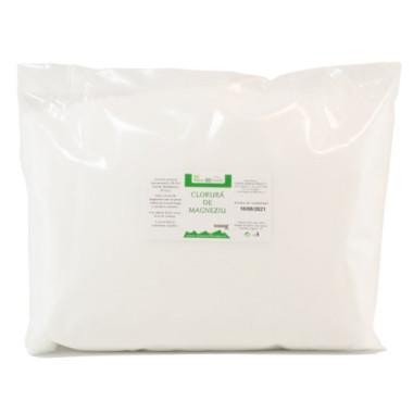 Clorura de magneziu 1000g (sare nigari) - TRANSPORT GRATUIT