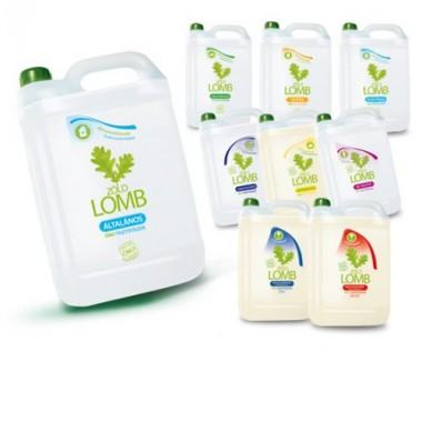 Detergent ECOLOGIC pentru spălat vase cu Aloe Vera  5l