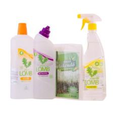 PACHET Detergent ECOLOGIC pentru baie și CADOU lavetă bio