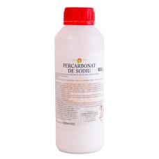 Percarbonat de sodiu, înălbitor Ecologic 500 g în cutie