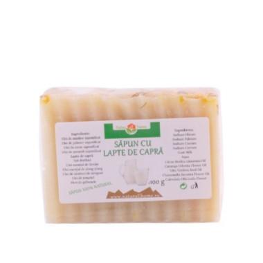 Săpun din lapte de capră NATURAL Hand Made 100g