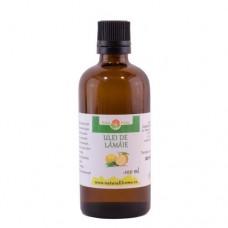 Ulei esențial de lămâie 100 ml