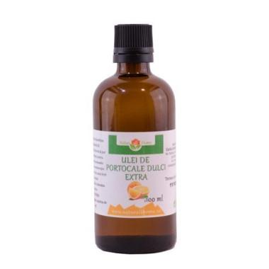 Ulei esențial extra puternic de portocale dulci, 100 ml